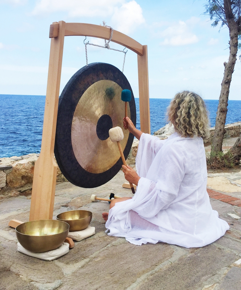 gongová relaxácia